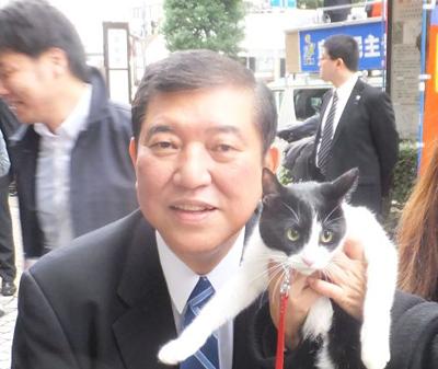 Mr.Shigeru ISHIBA